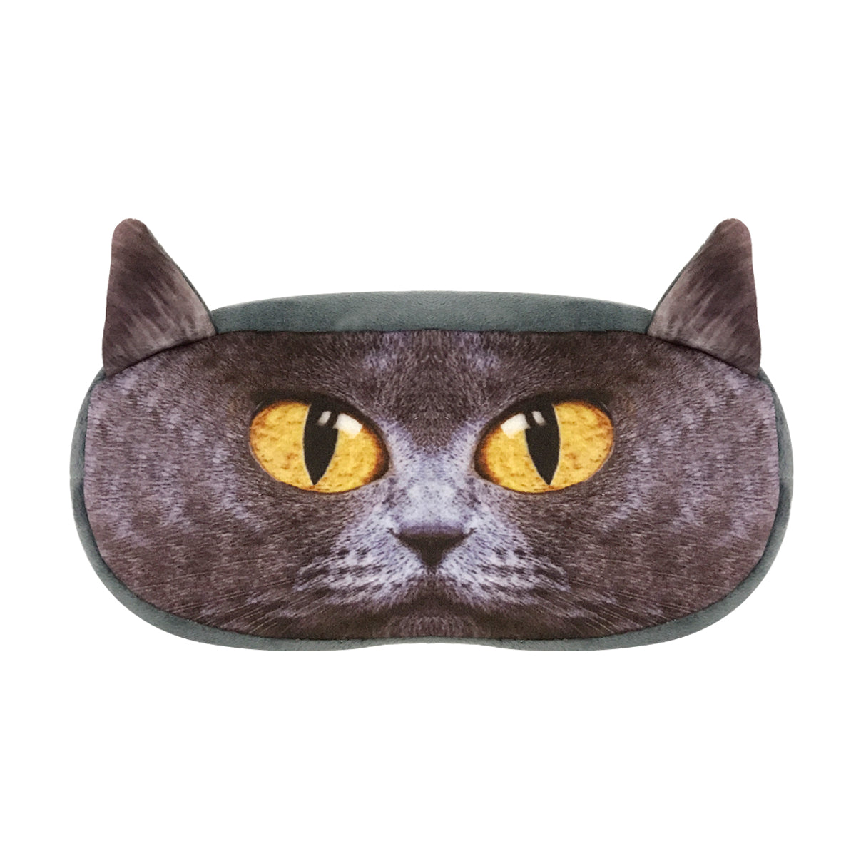 Wrapables Cat Face Zippered Pencil Case (Set of 2)