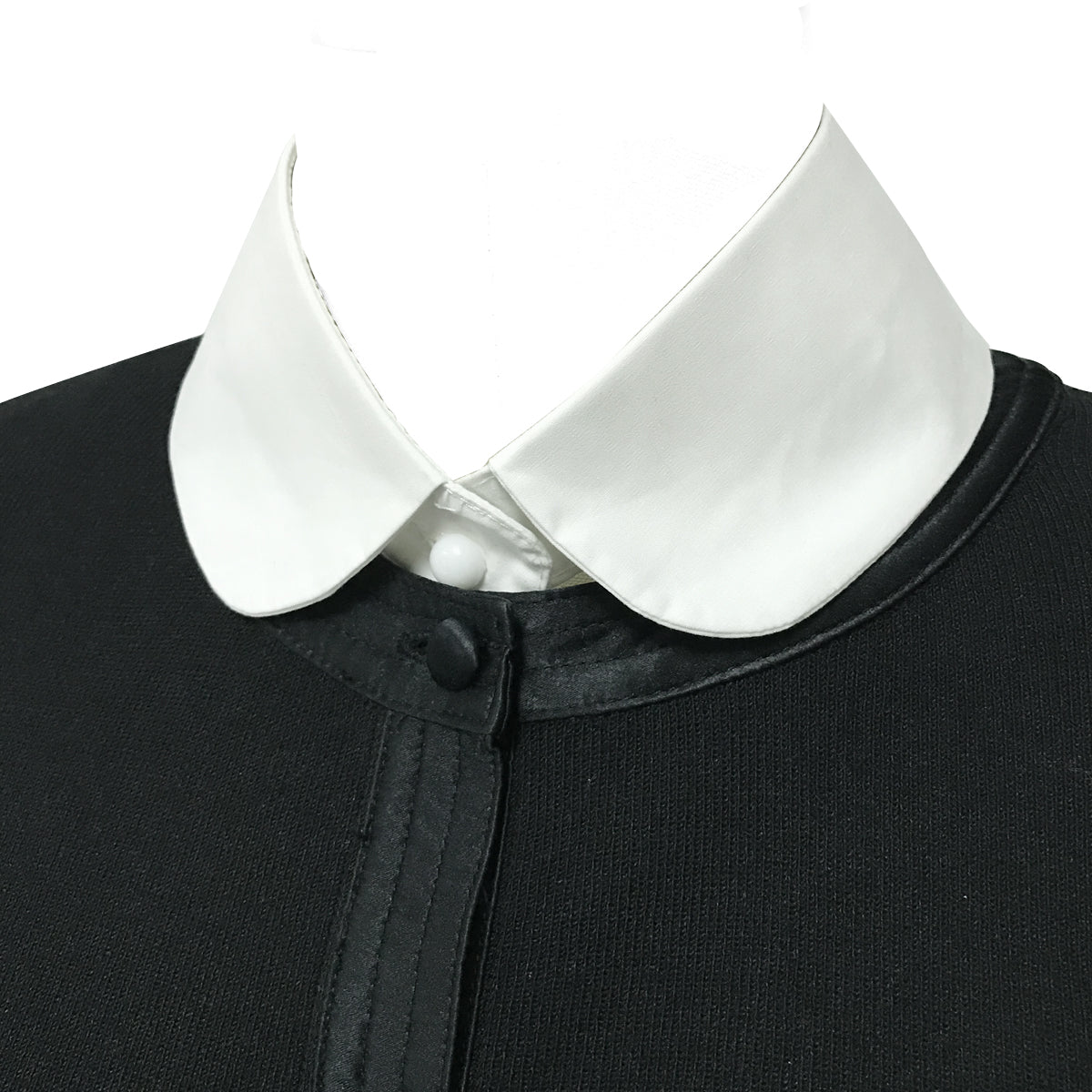 Wrapables Plain and Simple Peter Pan Fake Collar