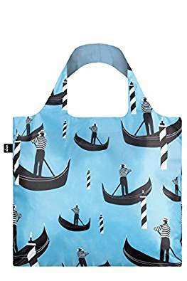 LOQI Travel Gondola Reusable Shopping Bag