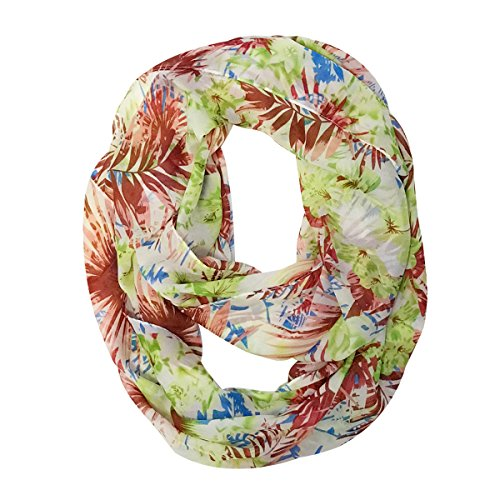 Wrapables Retro Lightweight Infinity Scarf