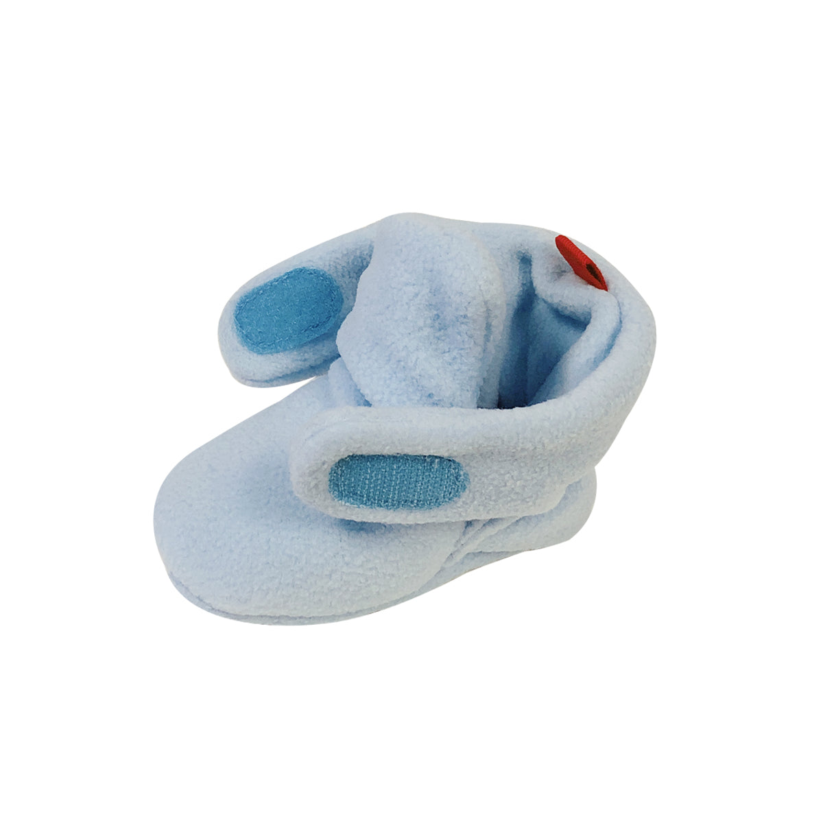Wrapables® Fleece Baby Booties with Anti-Skid Bottoms