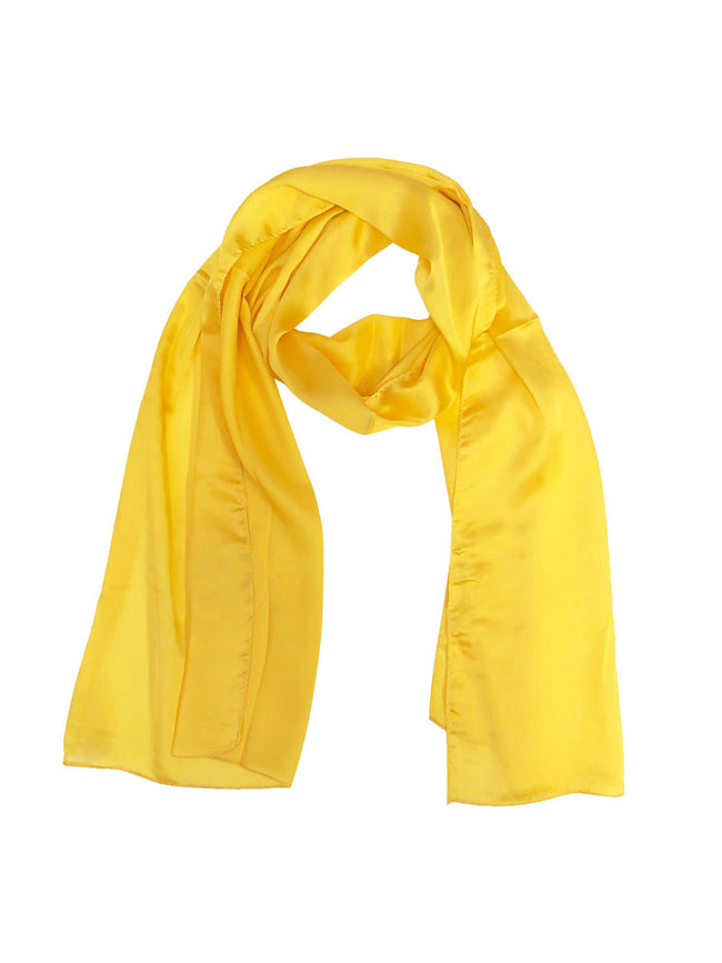 Wrapables® Lightweight Polyester Solid Colored Scarf (Set of 2)