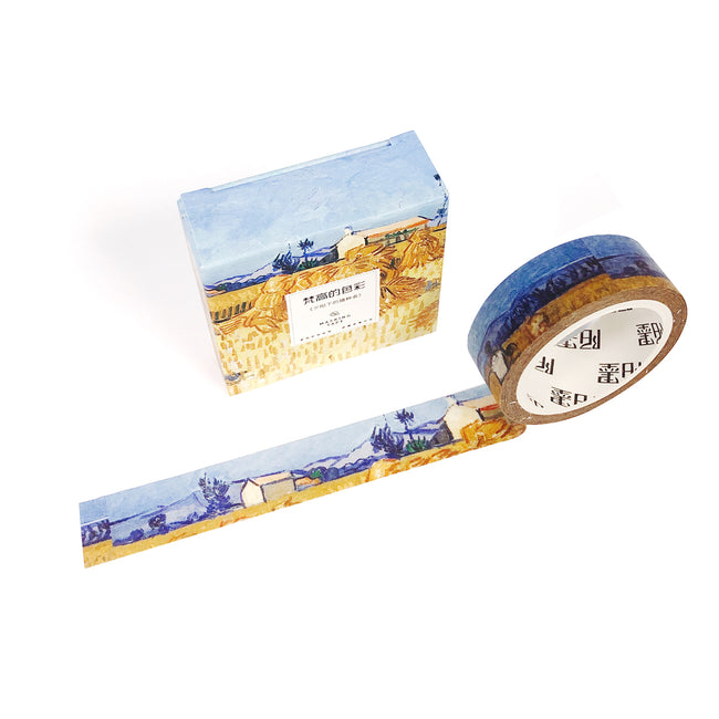 Wrapables® Van Gogh Inspired Washi Masking Tape
