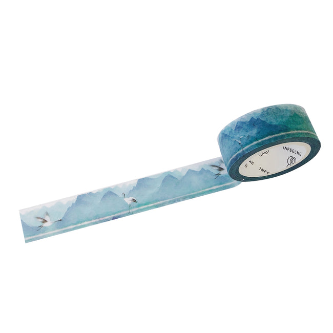 Wrapables® Scenic Nature Washi Masking Tape