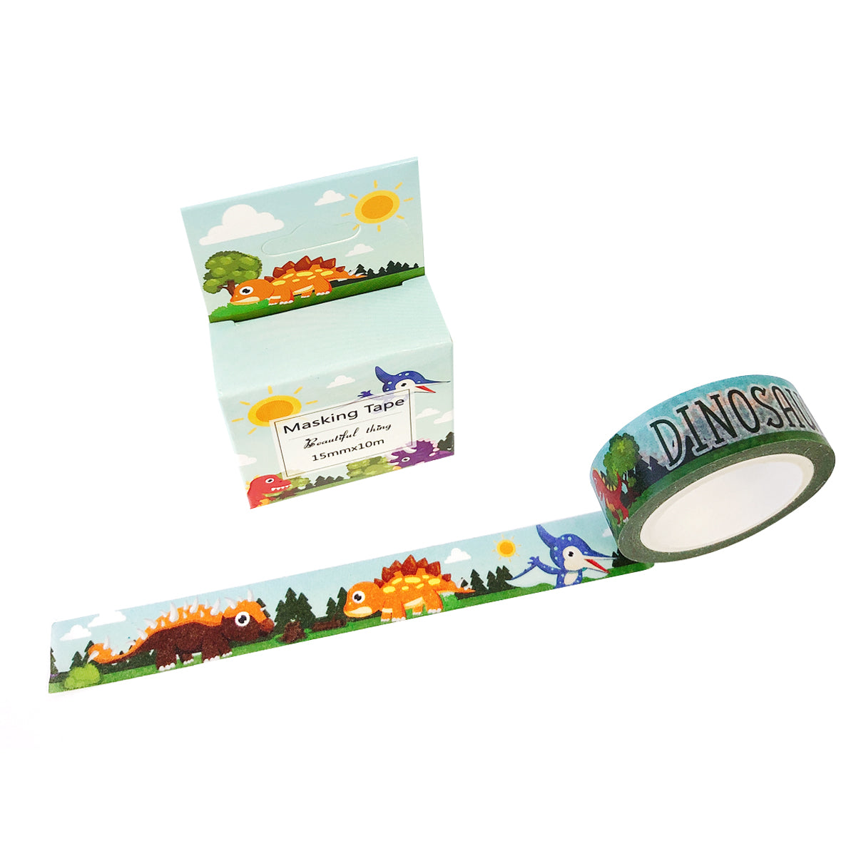 Wrapables® Unique Designs Washi Masking Tape