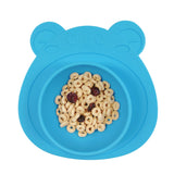Wrapables® Silicon Placemat + Suction Food Bowl for Baby