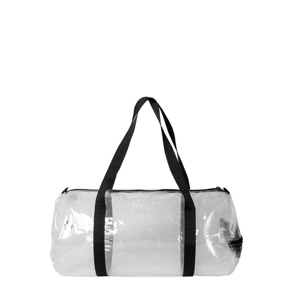 LOQI Transparent Clear Weekender