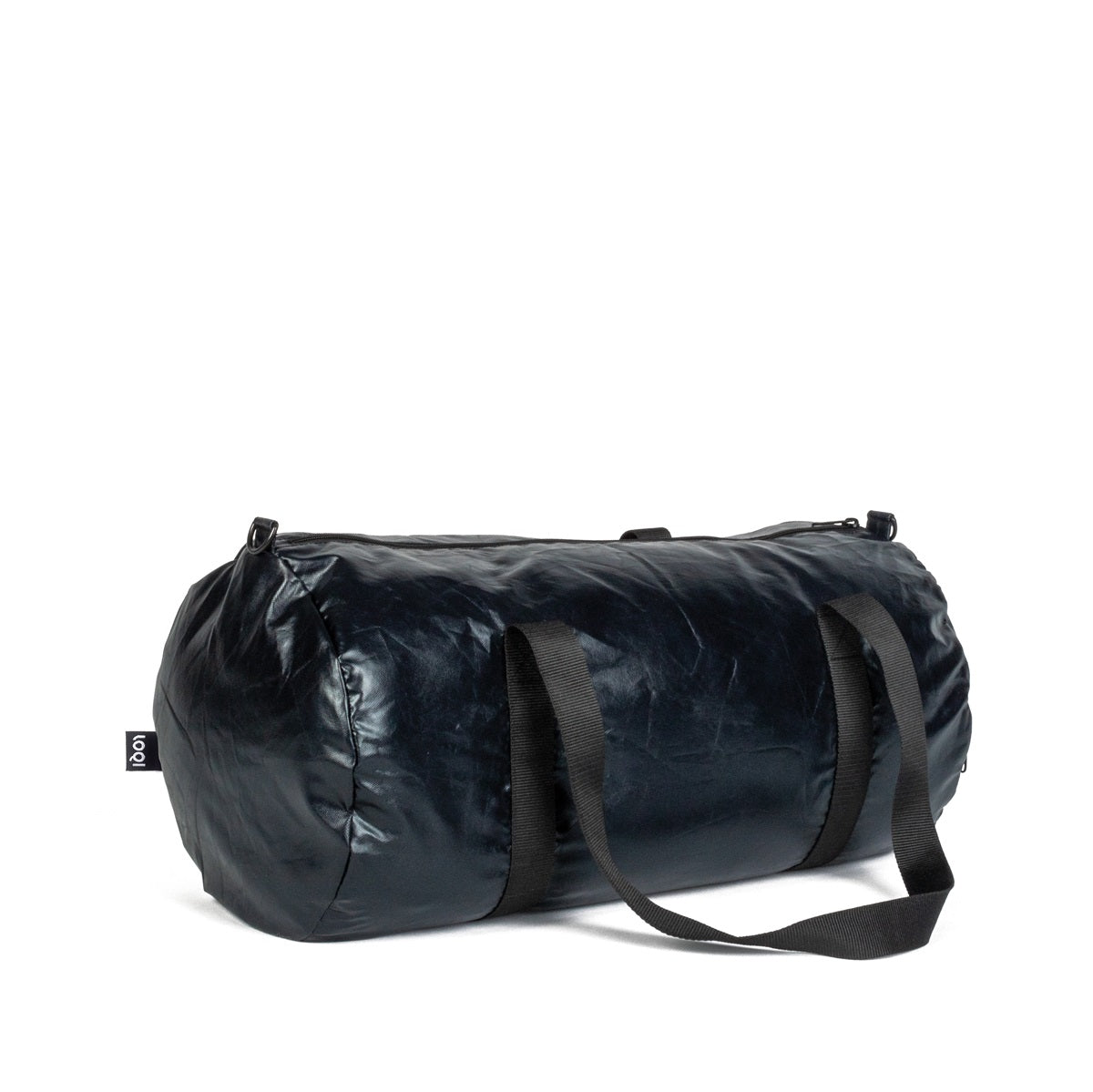 LOQI Metallic Matt Black Weekender