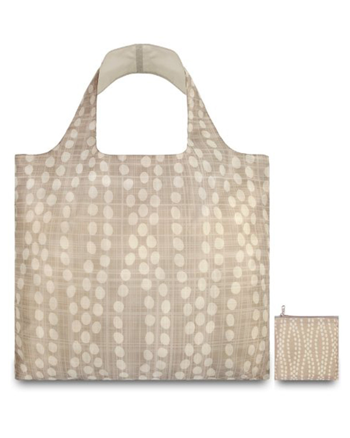 LOQI Earth Pebble Reusable Shopping Bag