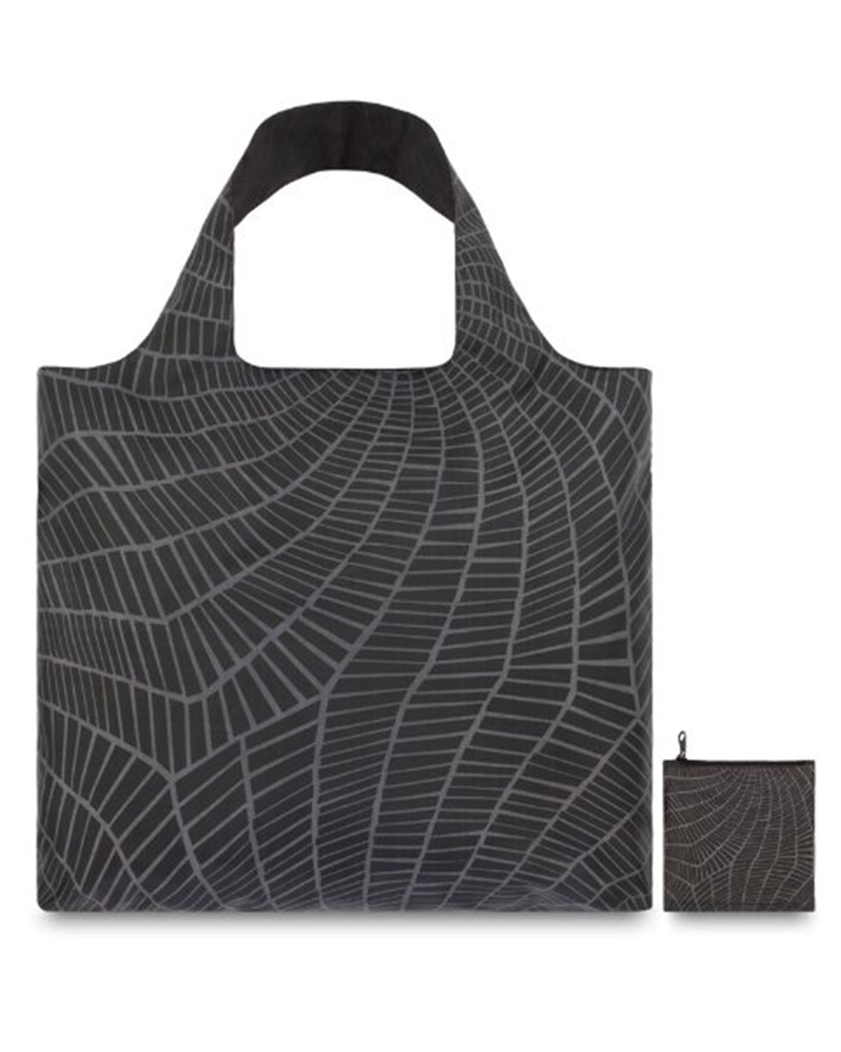 LOQI Earth Slate Reusable Shopping Bag