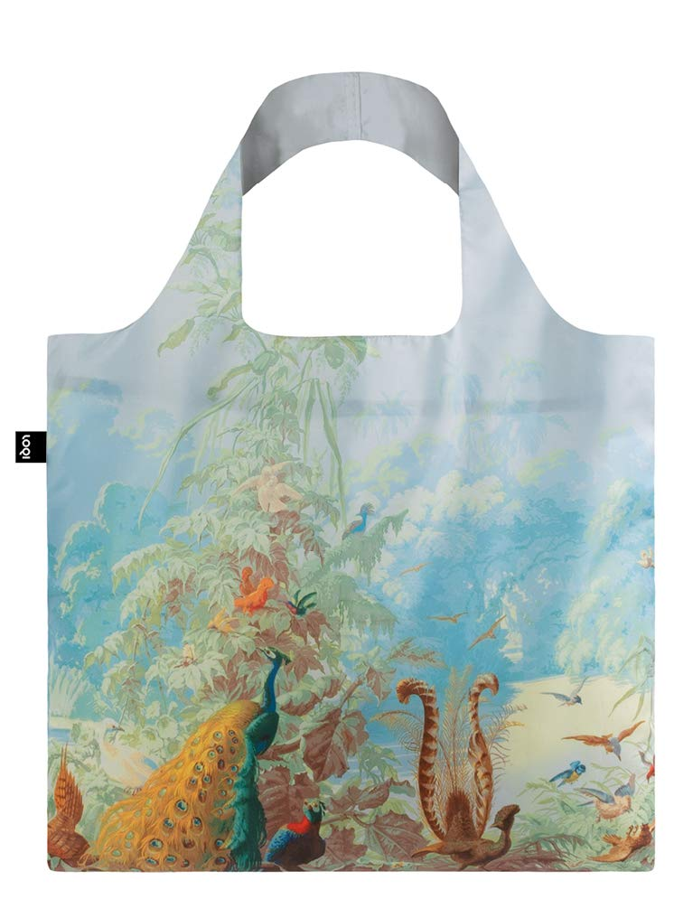 LOQI Museum MAD Brazil Reusable Shopping Bag