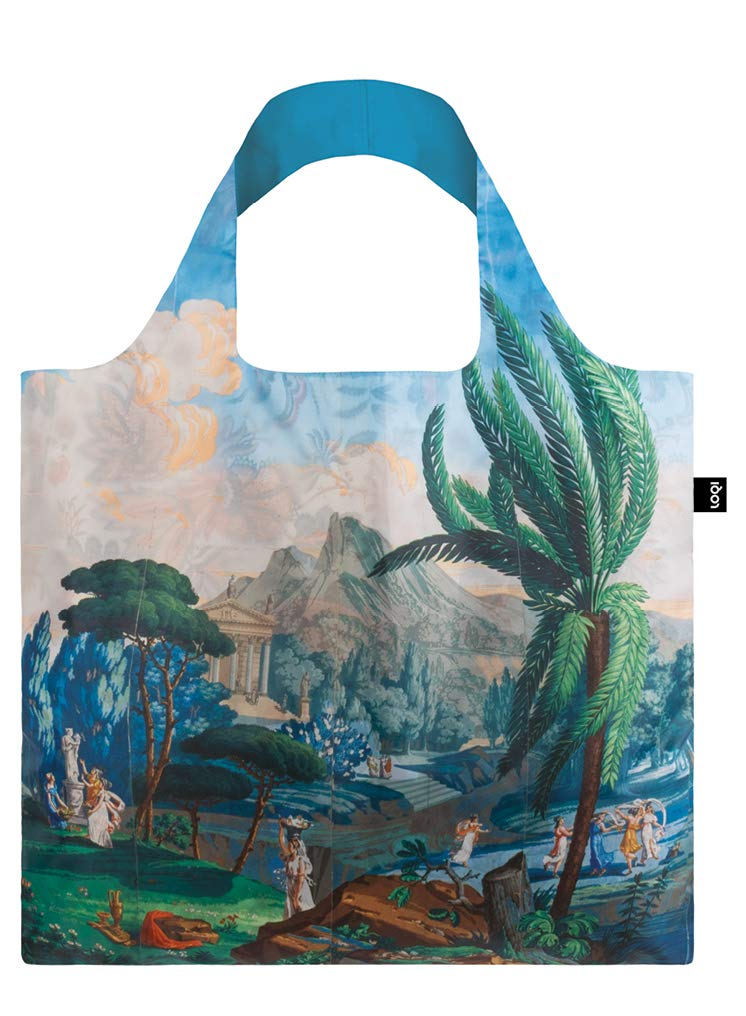 LOQI Museum Reusable Shopping Bags (Set of 2)