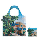 LOQI Museum MAD Landscape of Telemaque in Calypso Island Reusable Shopping Bag