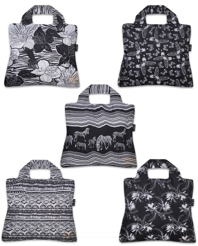 Envirosax Out of Africa Reusable Shopping Bags (Set of 5)