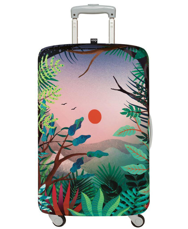 LOQI HVASS&HANNIBAL Arbaro Luggage Cover L
