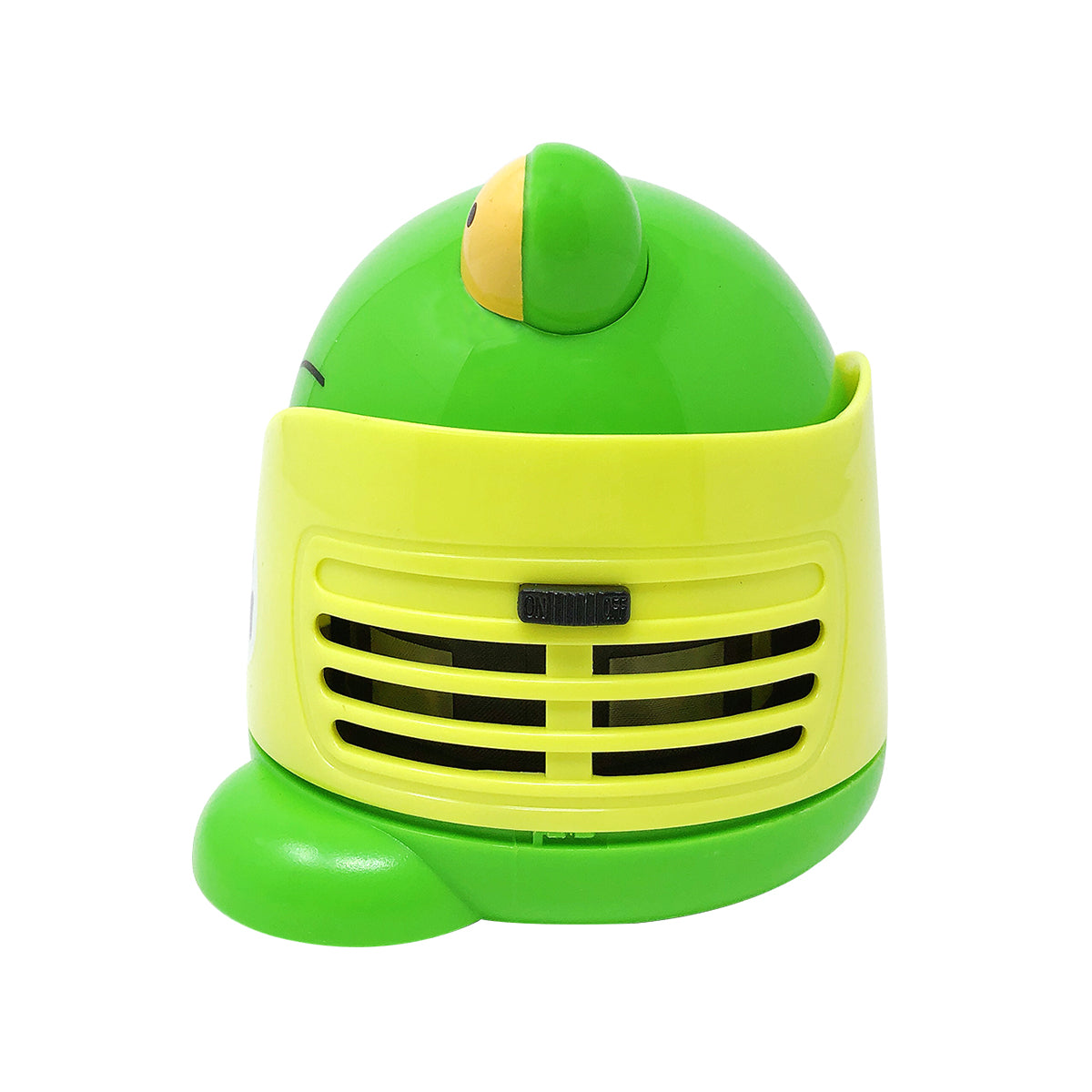 Wrapables Cute Portable Mini Vacuum Cleaner for Home and Office, Frog