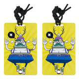 YaYtag Trendy ID Luggage Tags (Set of 2)