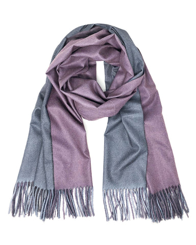Wrapables Satin Long Scarf