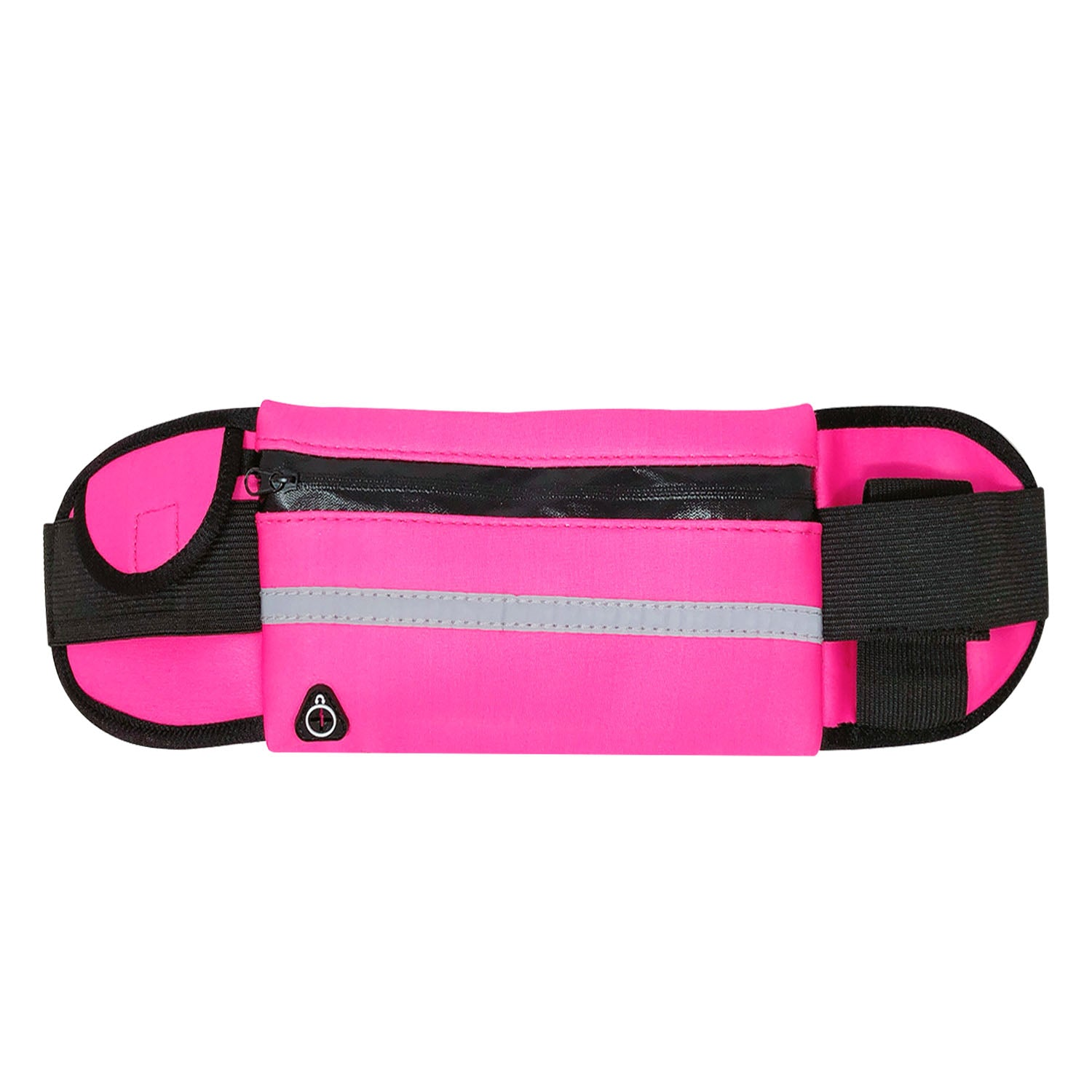Wolf Moon Bird Sport Waist Pack Fanny Pack Adjustable For Hike