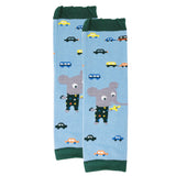 Wrapables Playful Patterns Baby & Toddler Leg Warmers