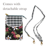 Wrapables Mini Crossbody Cell Phone Bag