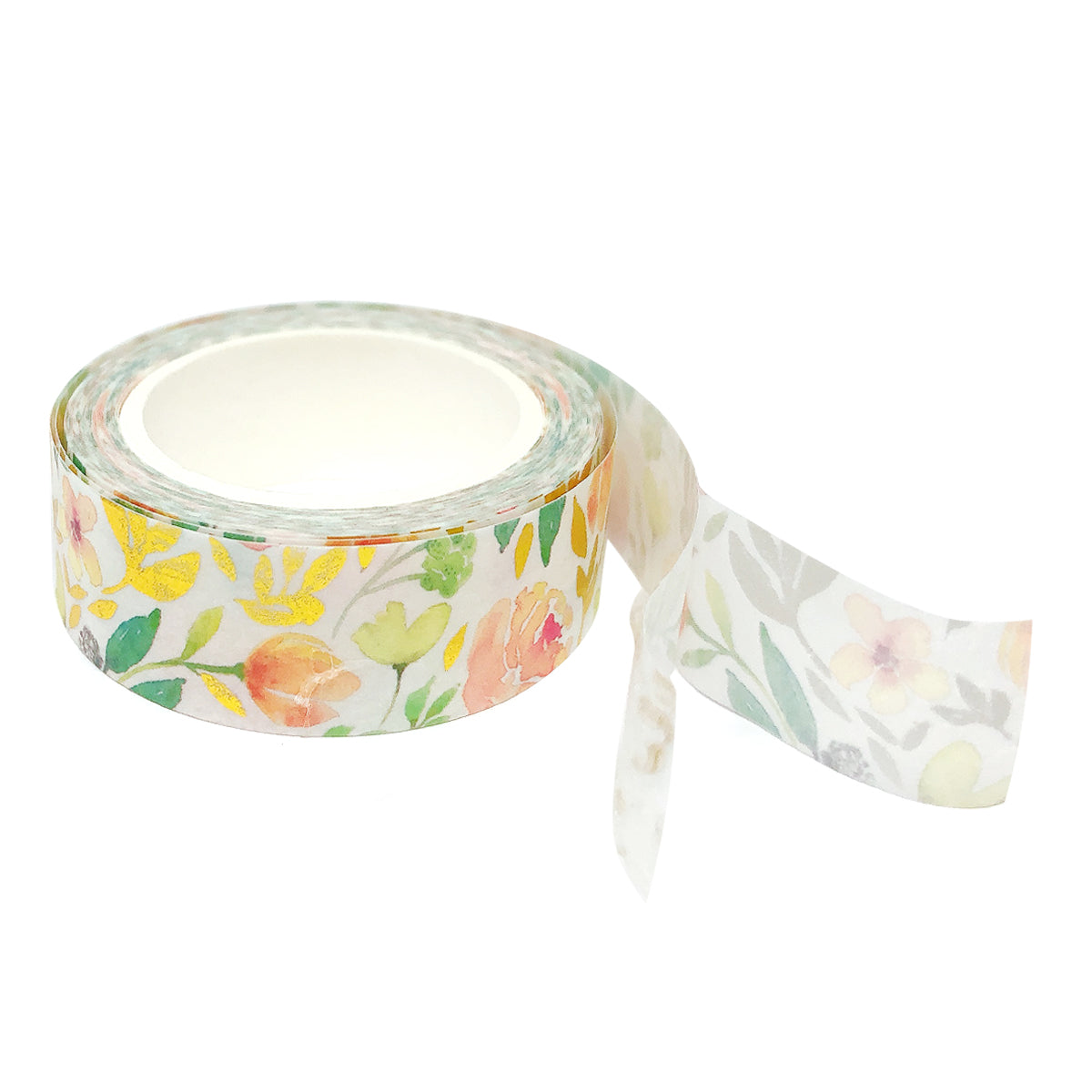 Wrapables Gold and Silver Foil Washi Masking Tape