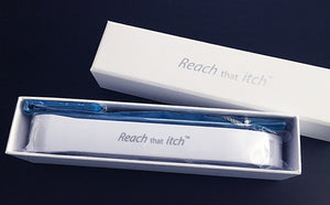 """Special Edition"" Reach that itch™ Folding Back Scratcher - with Hard Case - The best back scratcher money can buy."