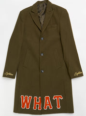 Buyer's Choice Coat - Whatever - Olive