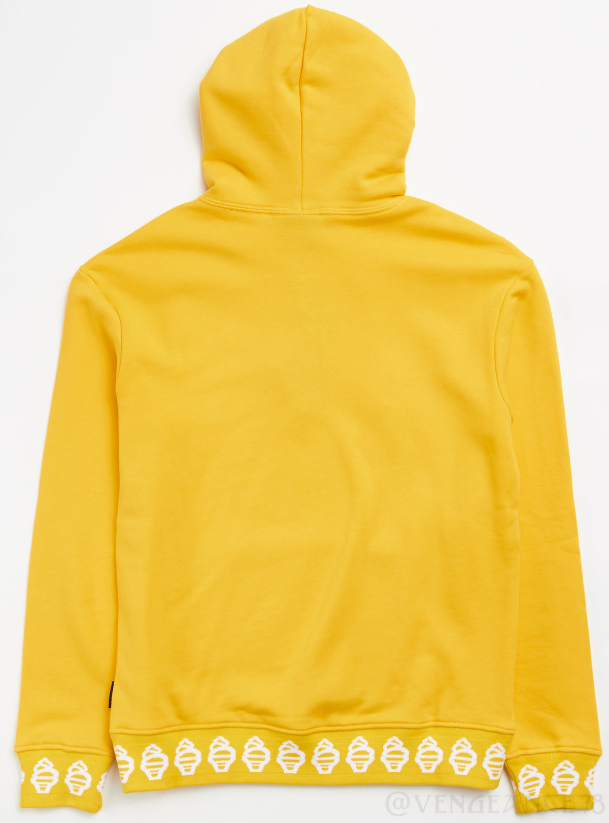 Icecream Hoodie - Cones - Lemon Chrome - 401-6302