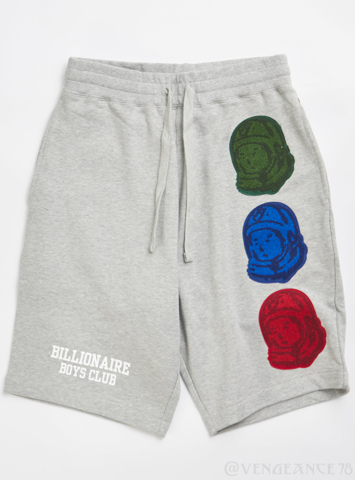 Billionaire Boys Club Shorts - Instructor - Grey - 801-6103