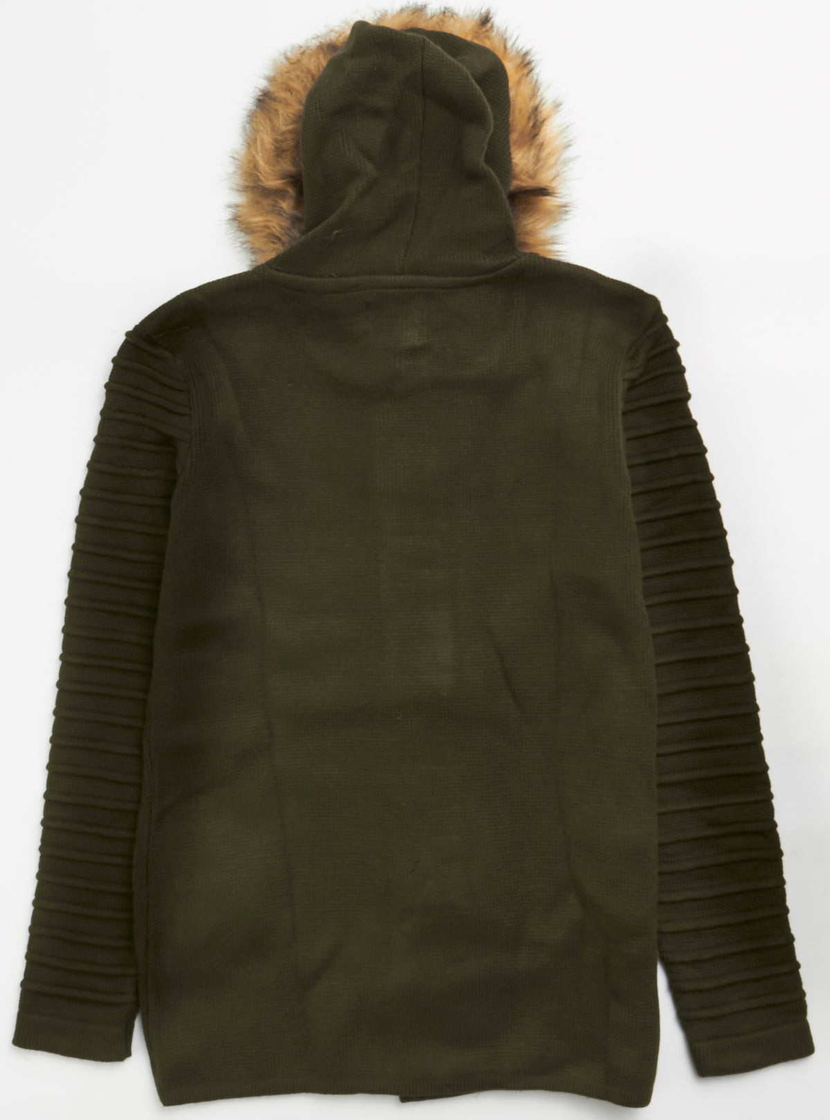 One In A Million Sweater - Fur - Olive - S2020