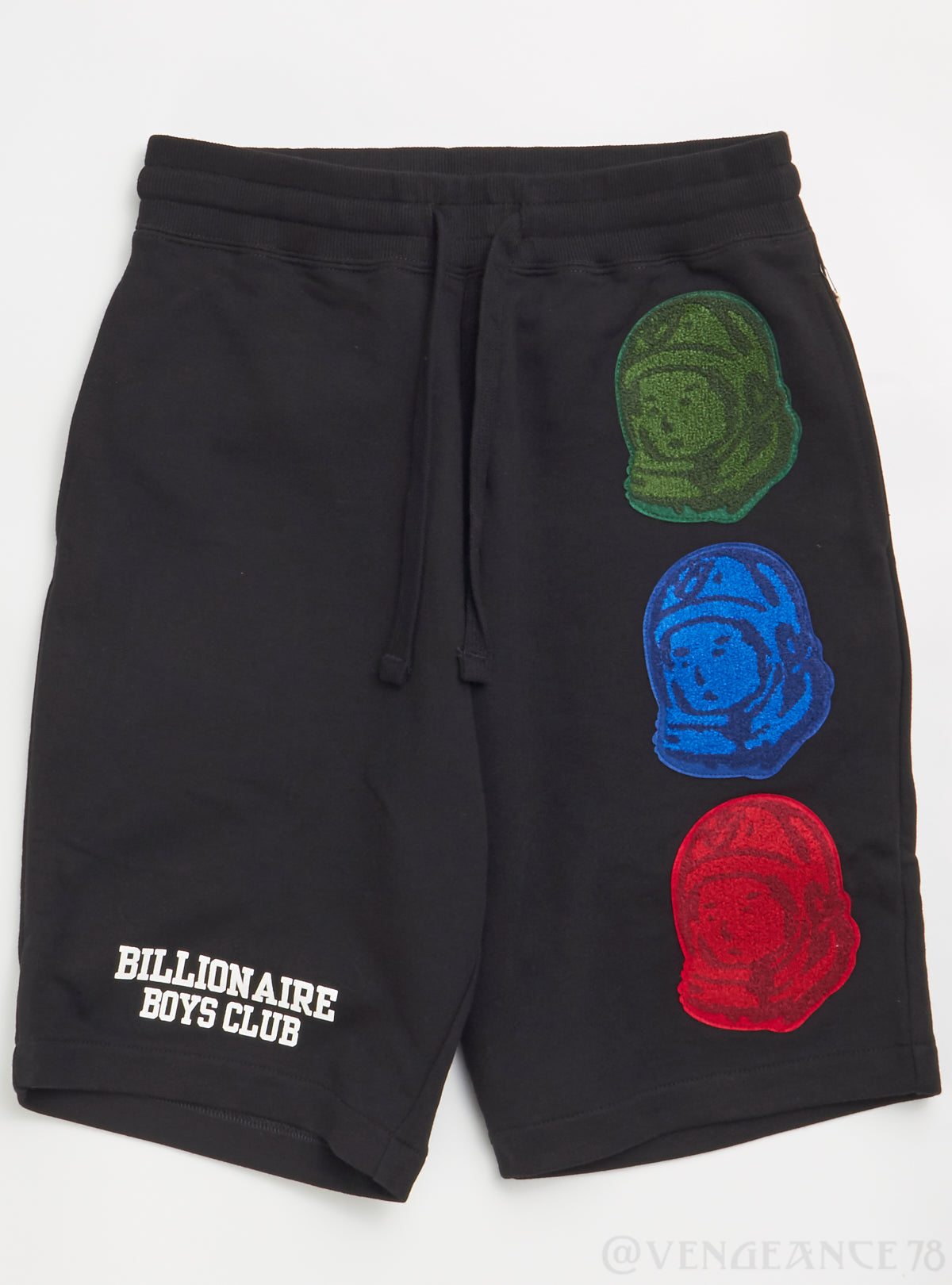 Billionaire Boys Club Shorts - Instructor - Black - 801-6103
