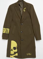 Buyer's Choice Coat - Stay Hard - Olive