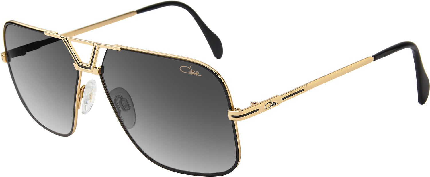 Cazal - Sunglasses - 725/3 C 002 - BLACK/GOLD