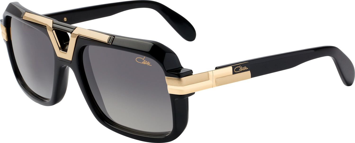 Cazal - Sunglasses - 664 C 1 - Black