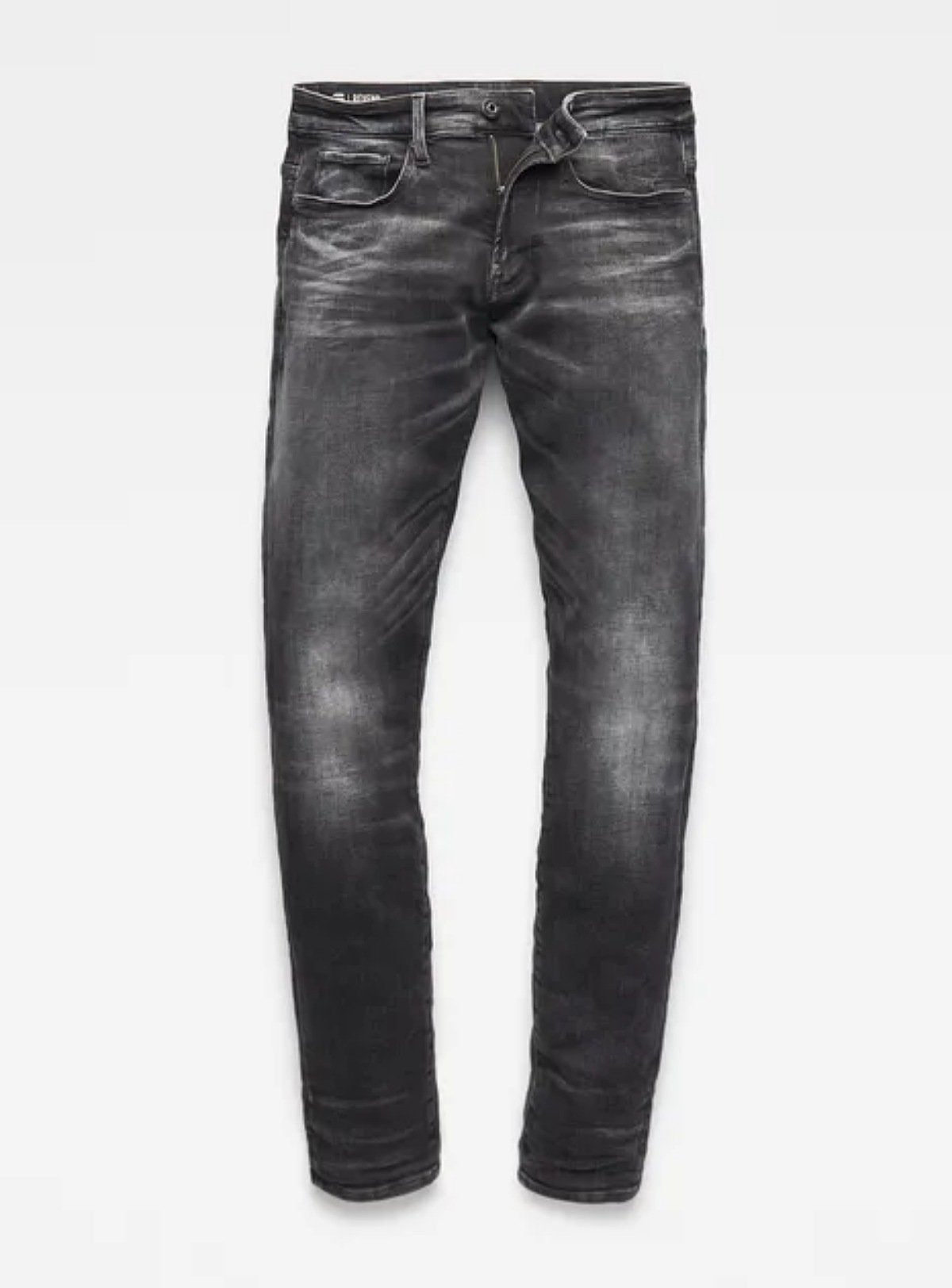 G-Star - Revend Skinny Jeans - Charcoal - 51010