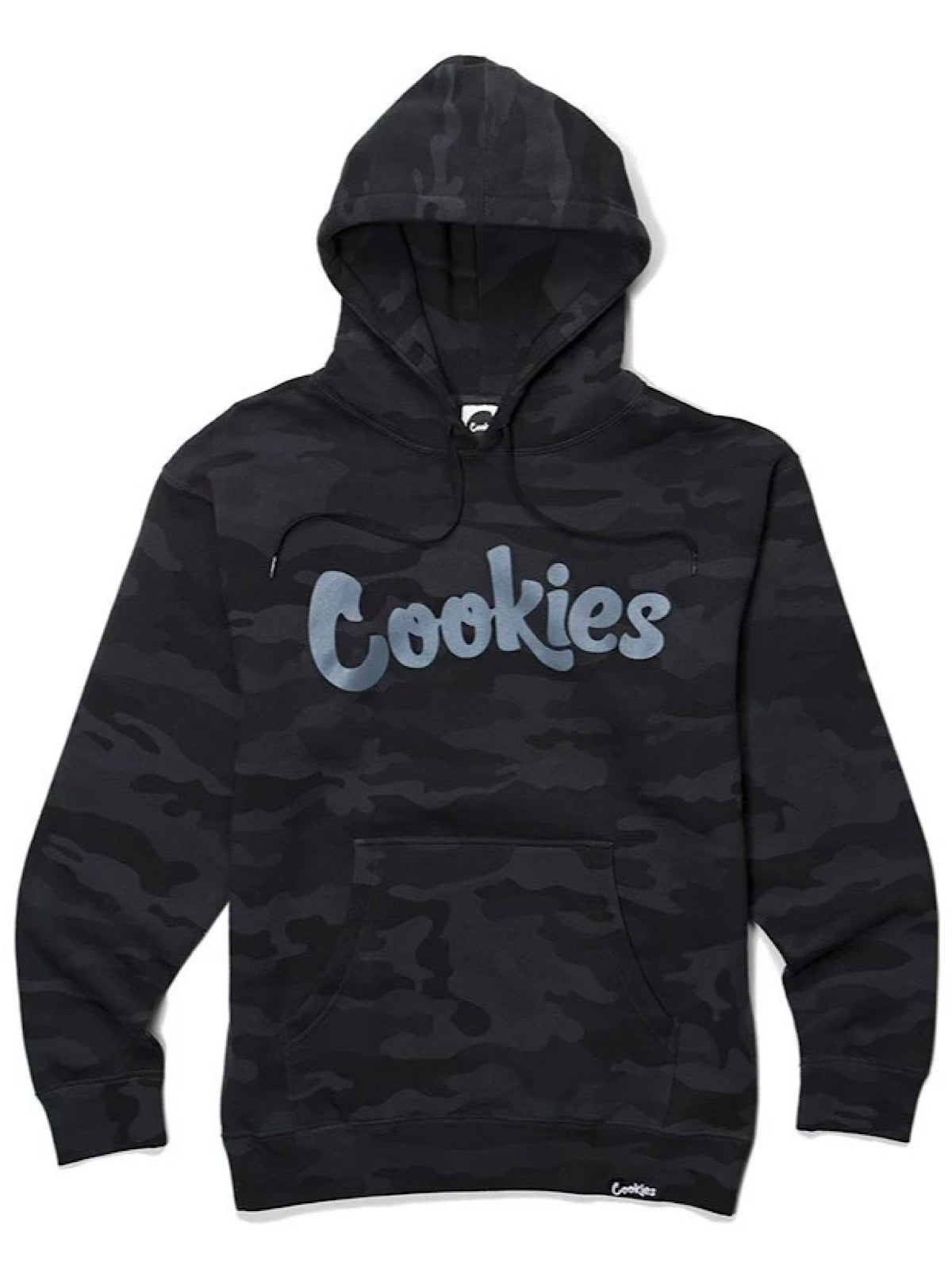 Cookies Hoodie - Original Mint - Black Camo - 1546H4387