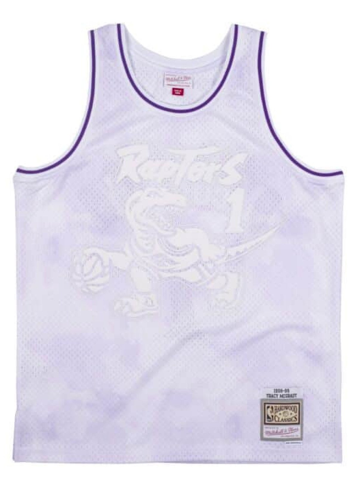 Mitchell & Ness Jersey - Raptors 98 - Cloudy Skies Lavender