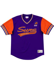 Mitchell & Ness Jersey - Suns - Top Prospect - Purple