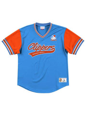 Mitchell & Ness Jersey - Clippers - Top Prospect - Light Blue
