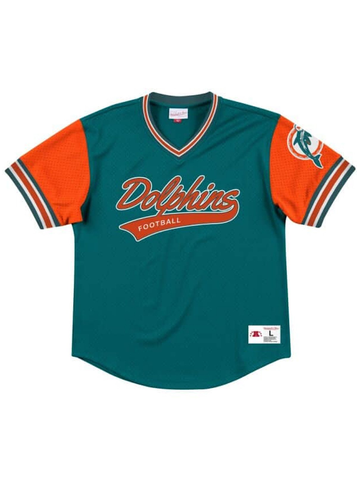 Mitchell & Ness Jersey - Dolphins - Top Prospect - Teal