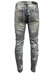 DNA Jeans - Blue with Blue Stones - PL01