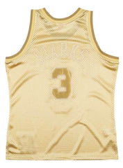 Mitchell and Ness Jersey - Midas New York 3 - Gold
