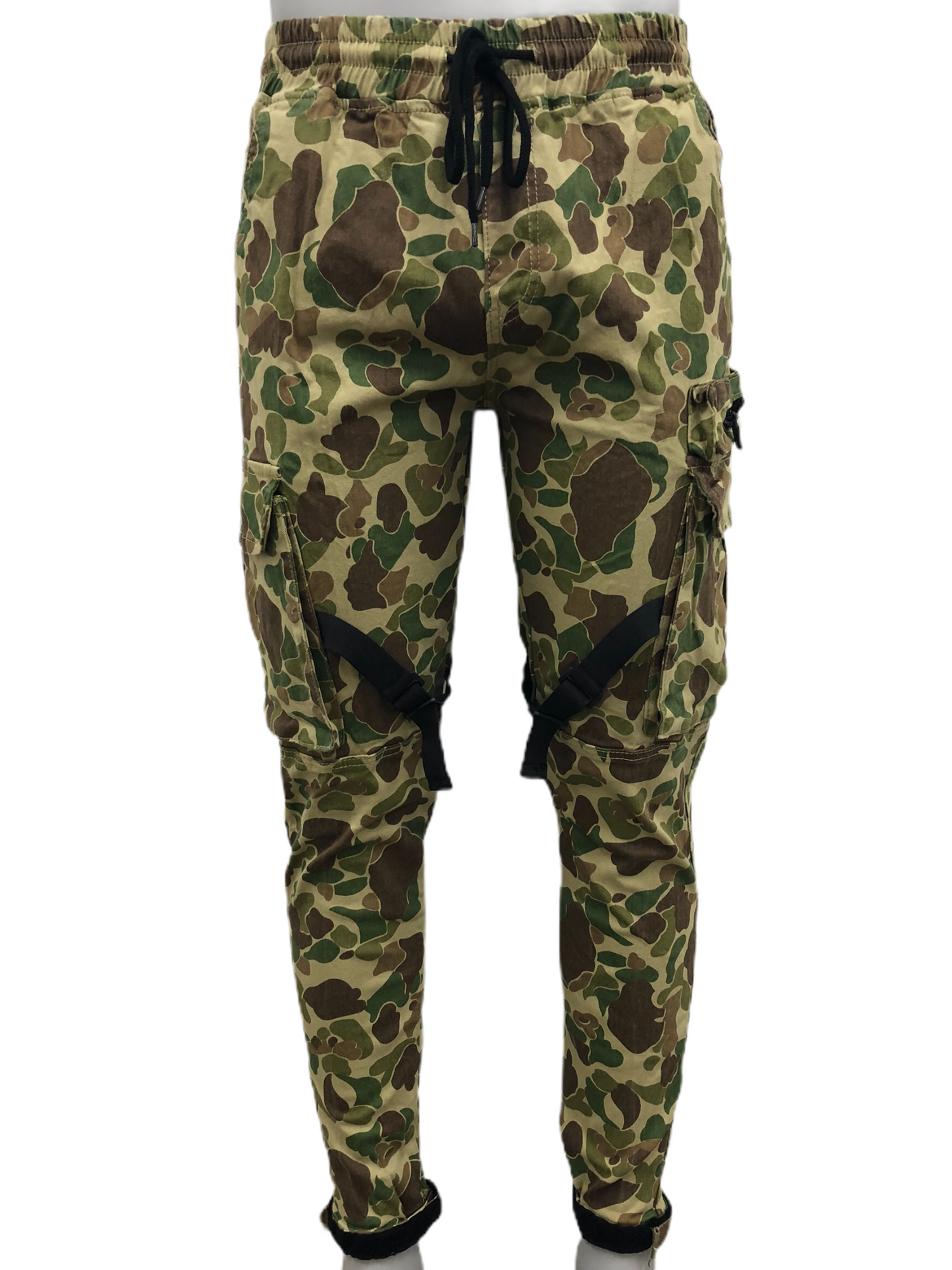 Foreign Local Pants - Bubble Camo - FL-10834