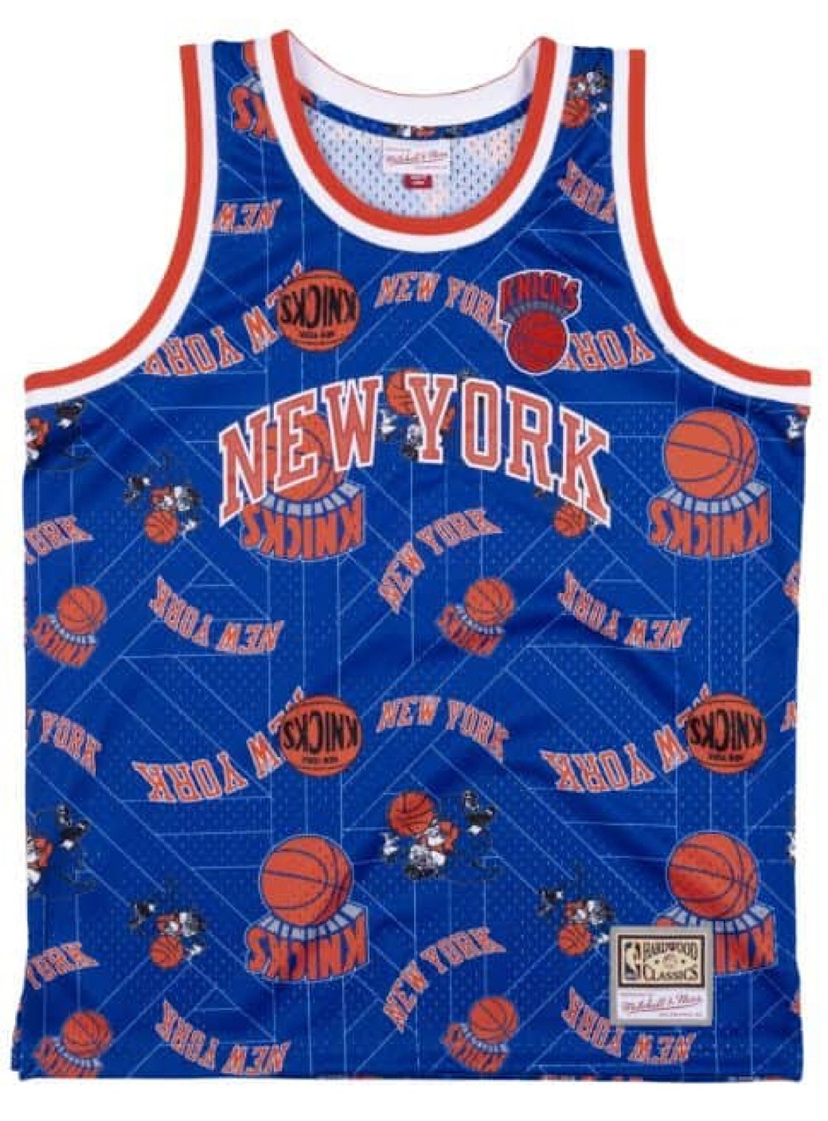 Mitchell & Ness Jersey - NBA Tear Up Pack New York - Blue