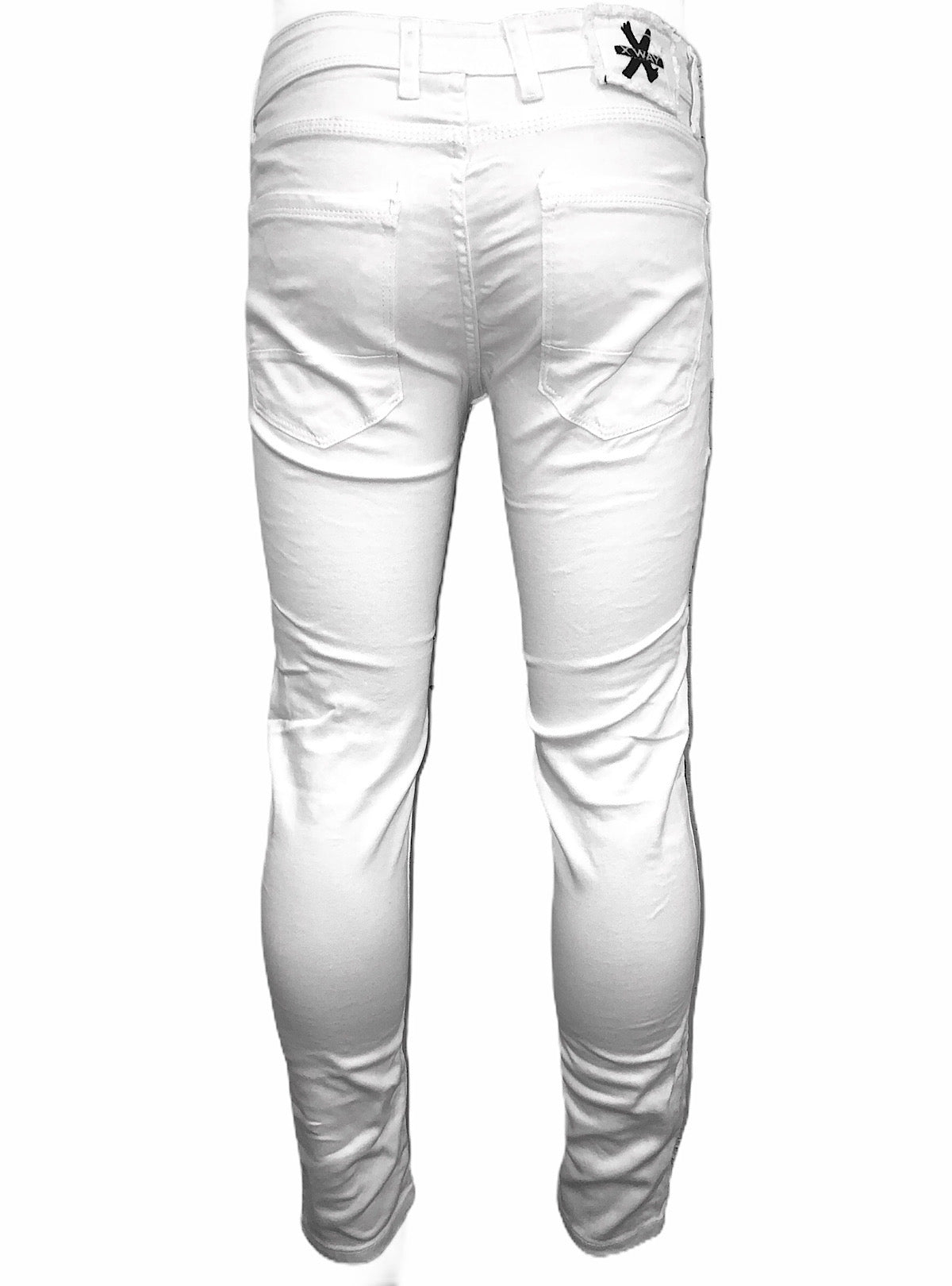 X-Way Jeans - XWAY BLACK - White - 6062
