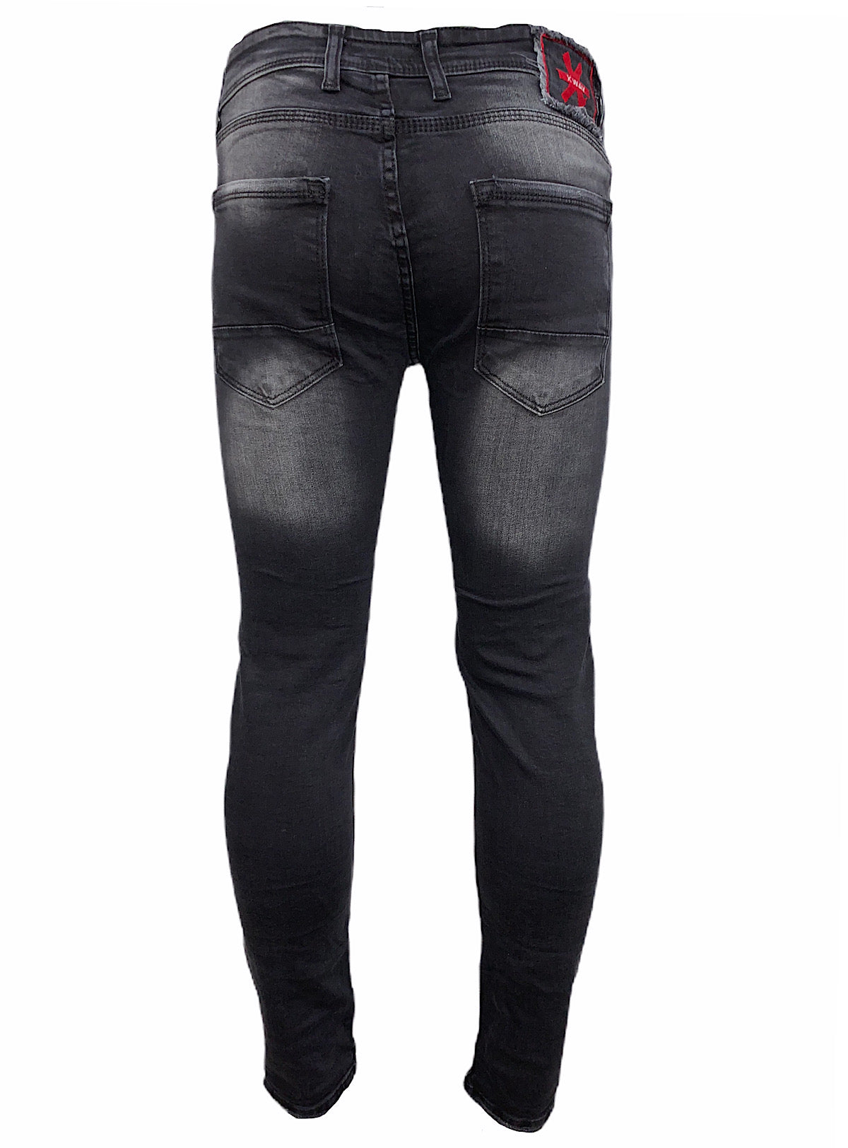 X-Way Jeans - Only Battle - Black Wash - 6041