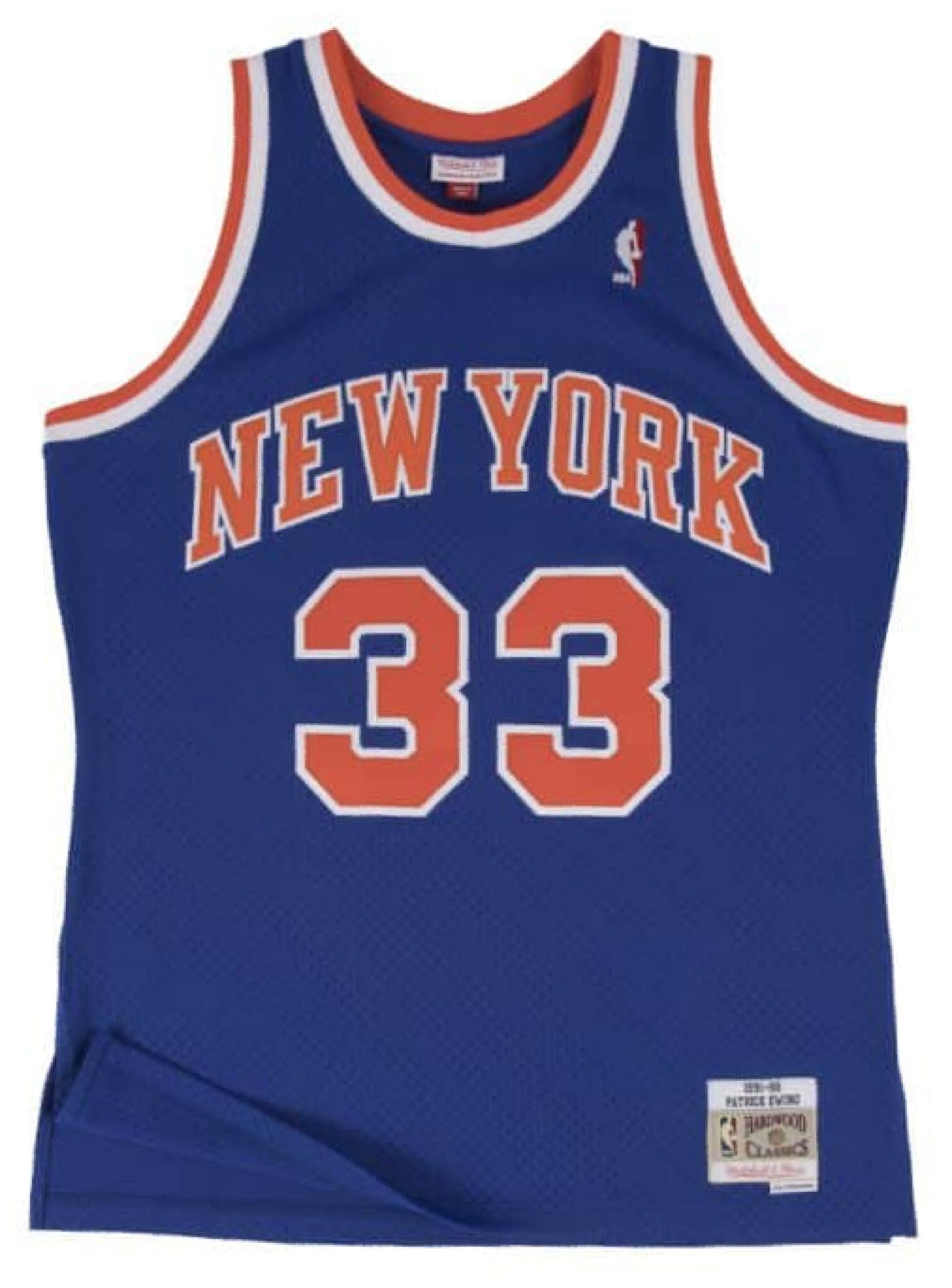 Mitchell & Ness Kids Jersey - New York - Blue