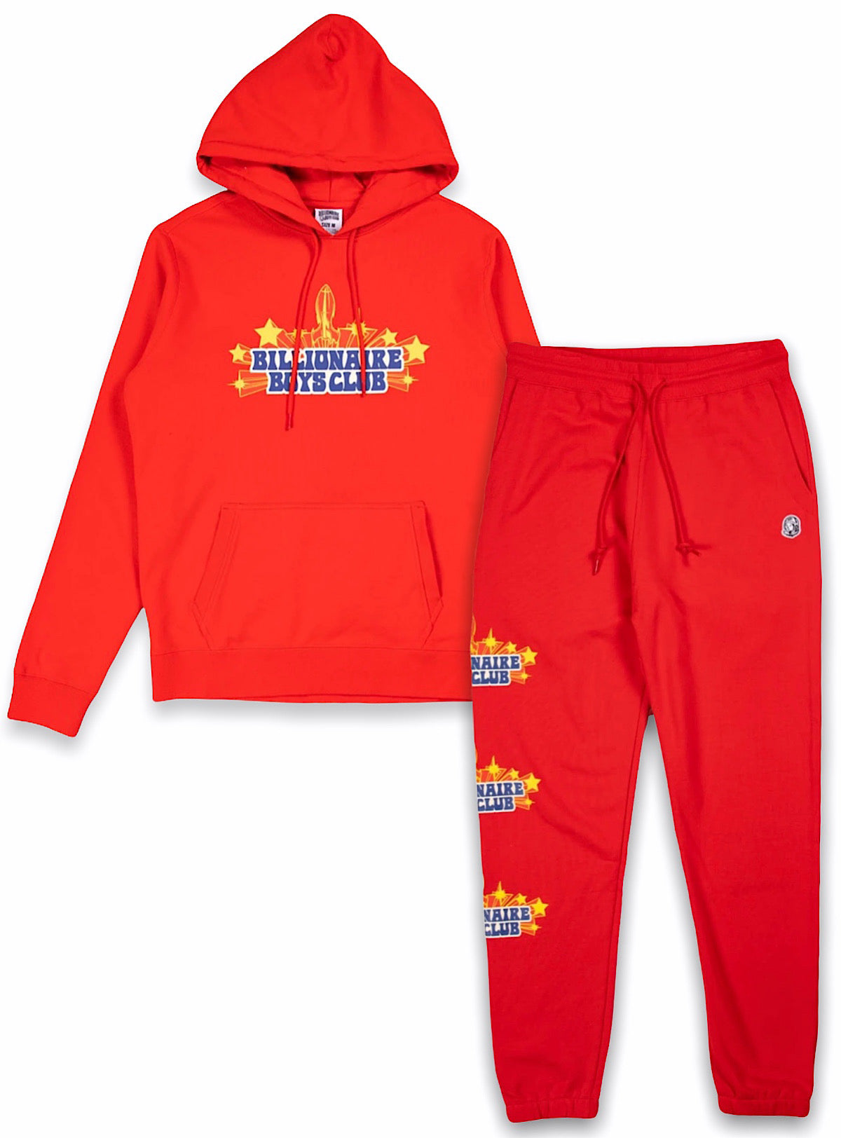 Billionaire Boys Club Sweatsuit - Starburst - High Risk Red