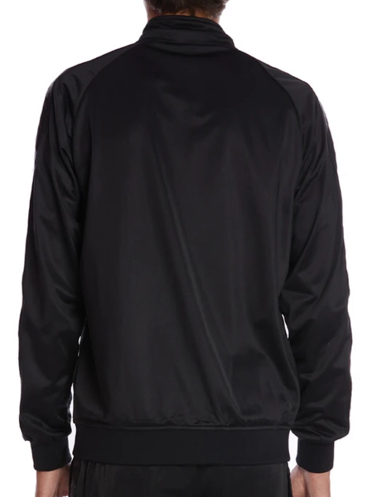 Kappa Track Jacket - Banda Anniston - Black - A1H